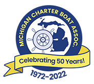 michigan charter boat association logo
