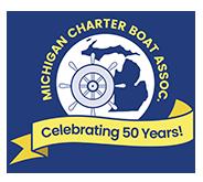 michigan charter boat association logo